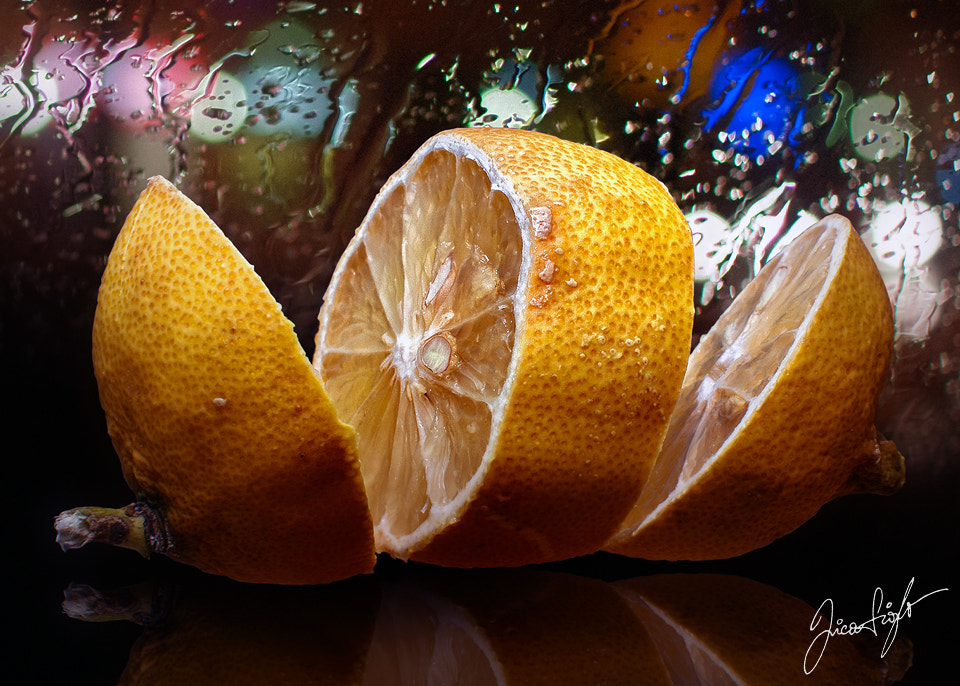 Photograph Lemon by Ivica Kola Sigler on 500px