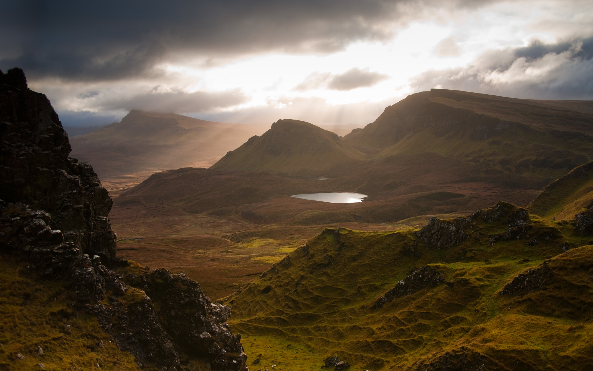 Photograph Quiraing magic by Kenny Muir on 500px