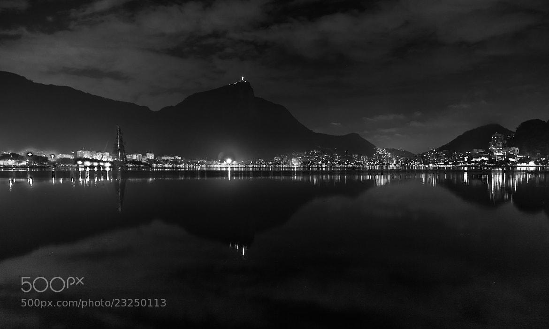 Photograph Rodrigo de Freitas Lagoon - Rio by Ricardo Mavigno on 500px