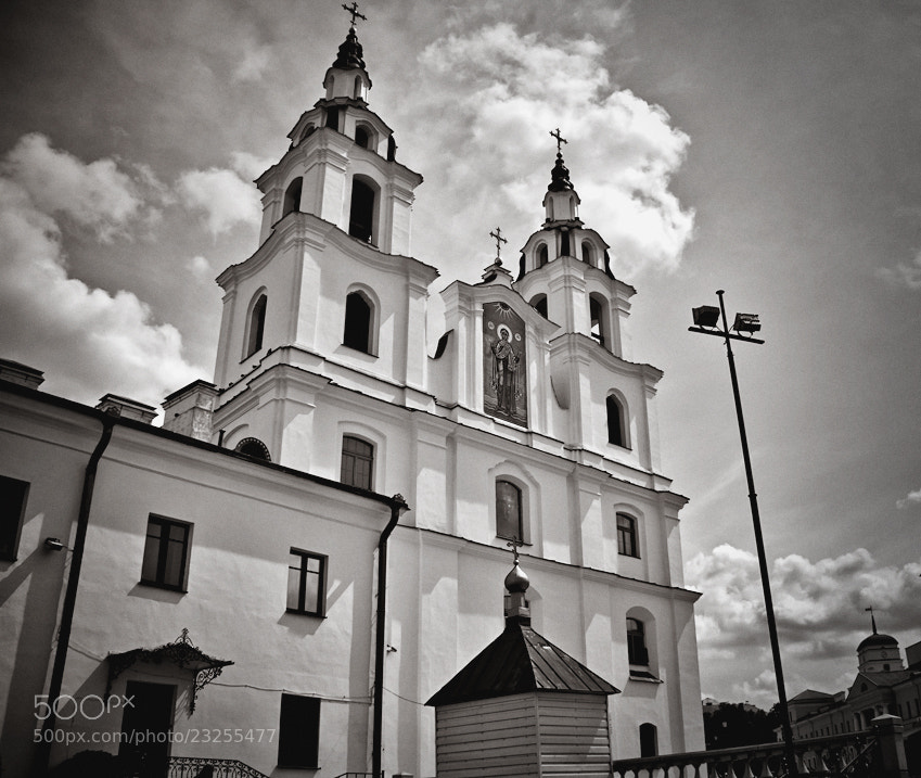 Photograph Holy Spirit Cathedral  by Alex Matus on 500px
