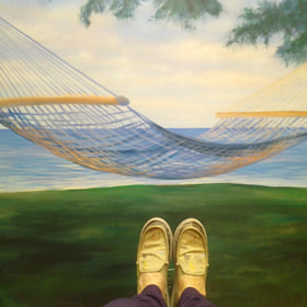 Mural in Front of My Dentist's Chair by Robin Sing-Cunningham (kaluhi21)) on 500px.com