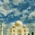 ������, ������: Tribute to true love Taj Mahal
