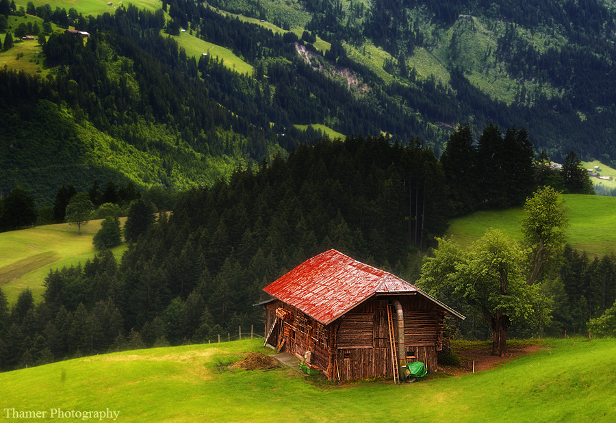 Photograph gstaad by thamer saad on 500px