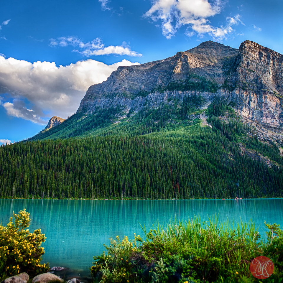 Photograph From the other side (Lake Louise, AB) by Kasia Sokulska on 500px