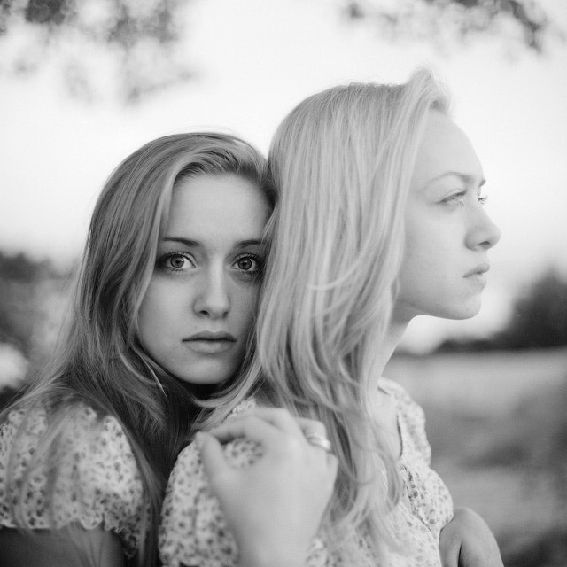 Photograph Sisters by Denis Chernov on 500px