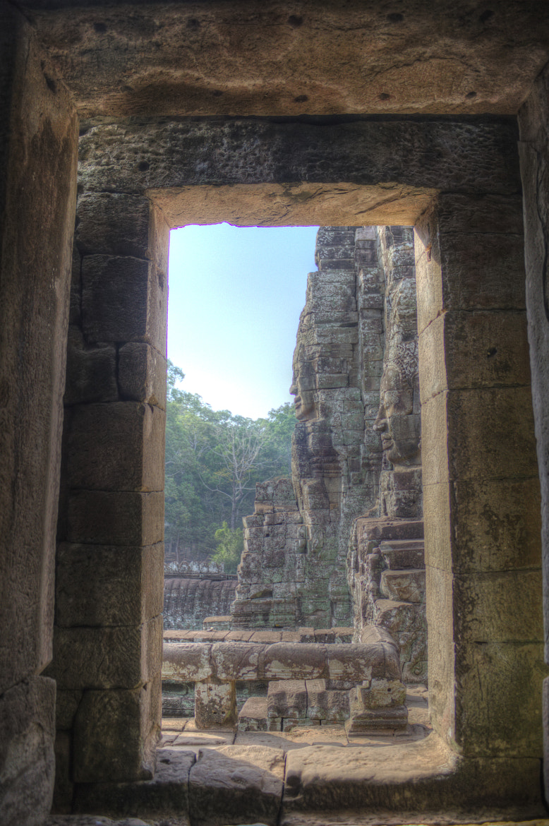 Photograph Bayon temple photo by Ahmed Saad on 500px
