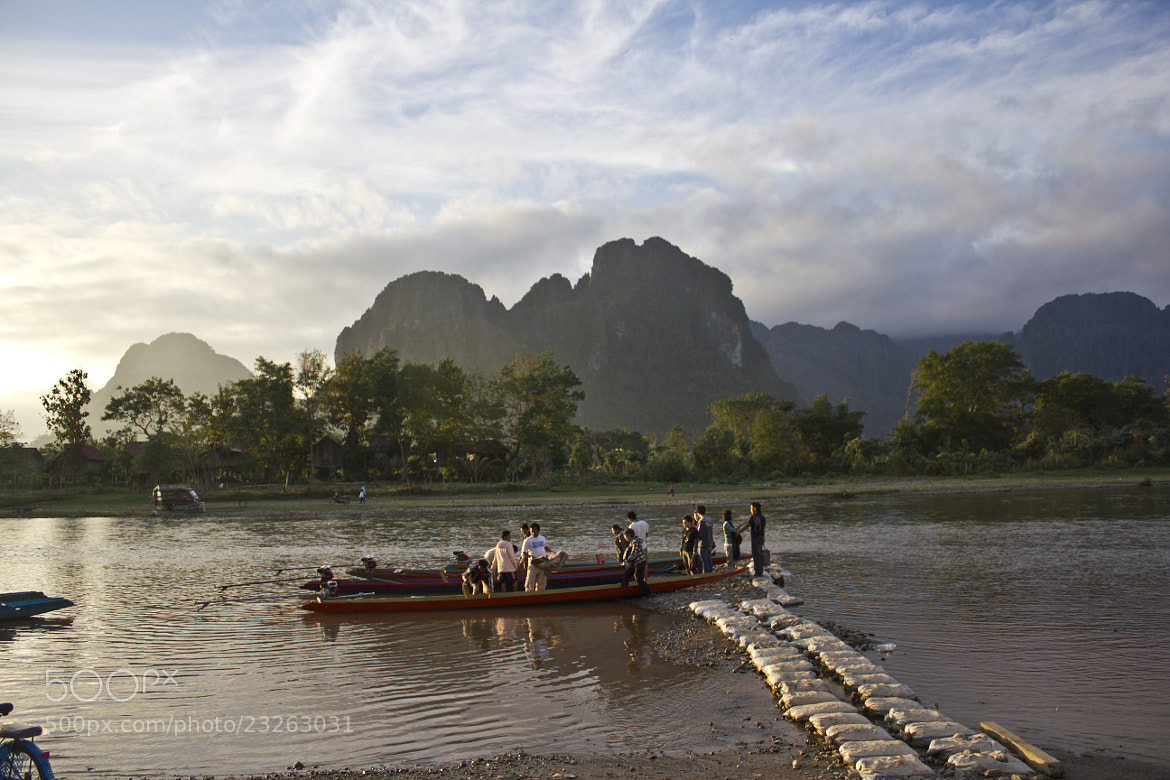 Photograph vang vieng photo by Ahmed Saad on 500px