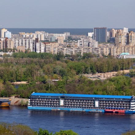 Kiev. Dnieper River