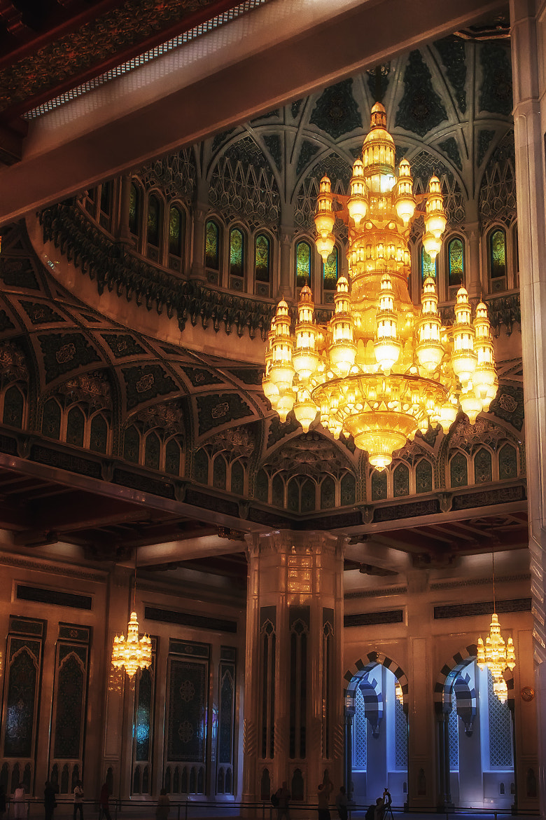 Photograph Muscat Grand Mosque 3 by Chakrit Chanpen on 500px