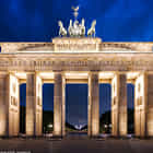 Brandenburg Gate Brandenburger Tor Berlin Germany