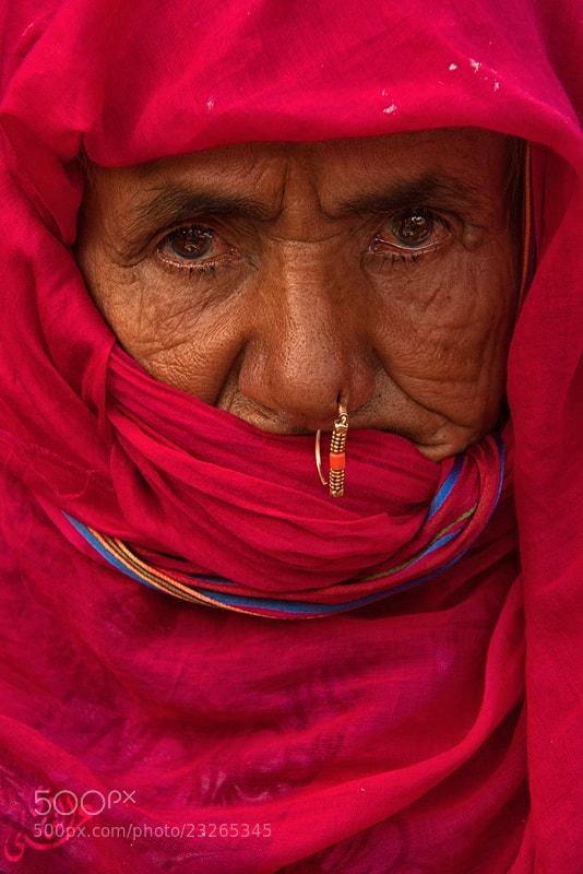 Photograph Pink Mask by Ali AlGhafri on 500px