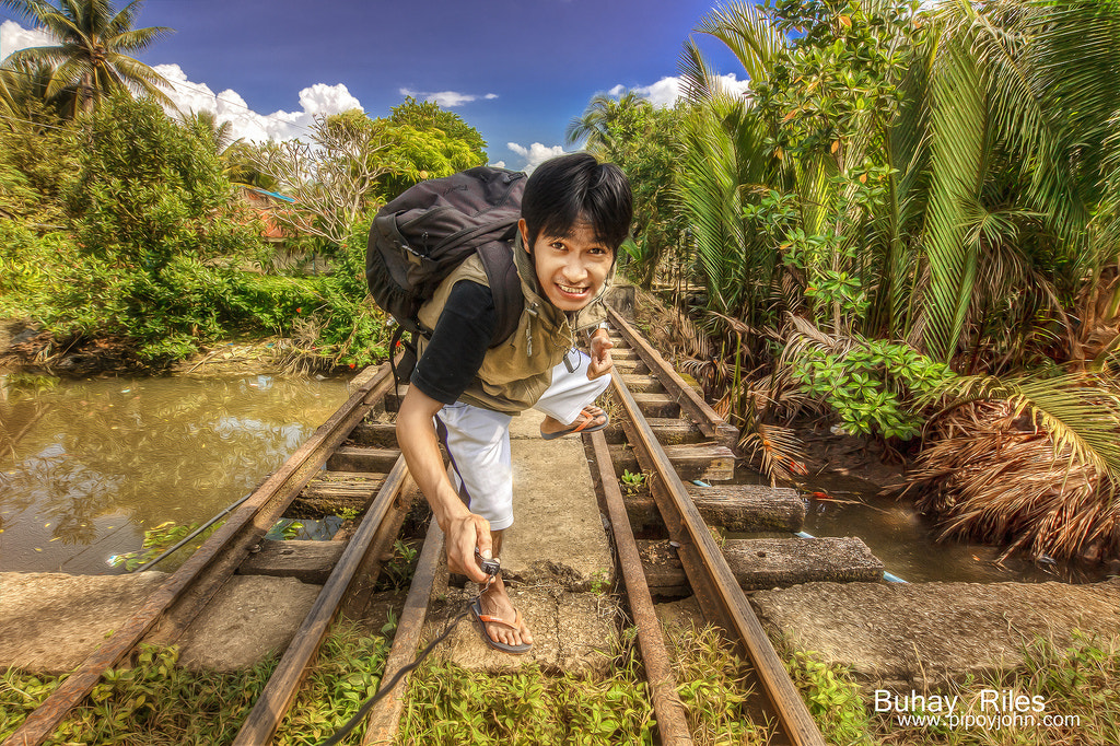 Photograph HDR Self Portrait By Pipoyjohn by Pipoy John on 500px