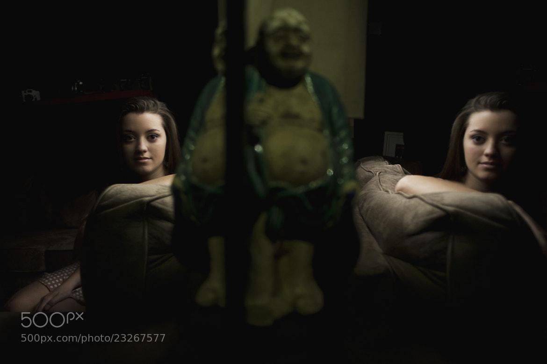 Photograph Amanda and Budda  by Curtis  Baker on 500px