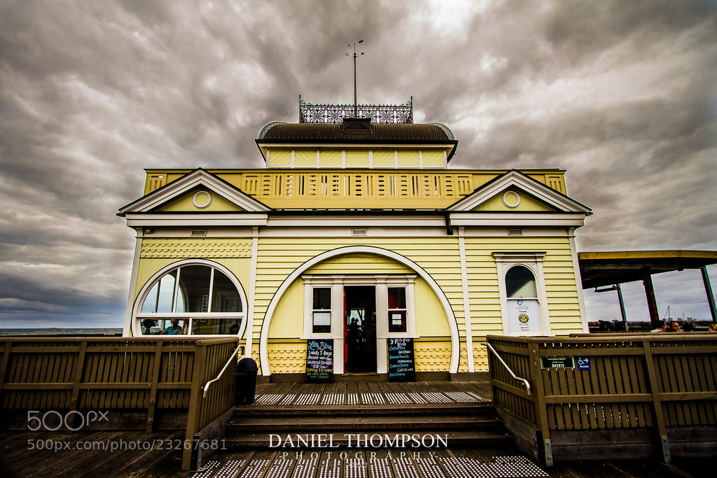 Photograph Stormy Lunch by Green Orchard Photography on 500px