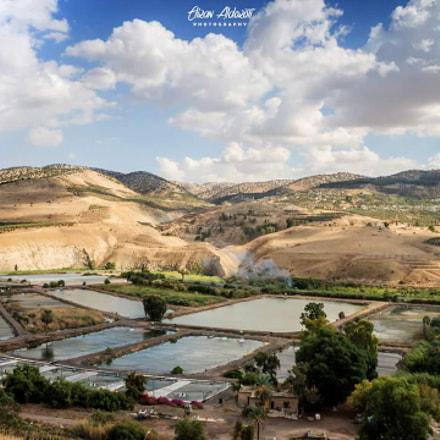 Israel-Jordan border