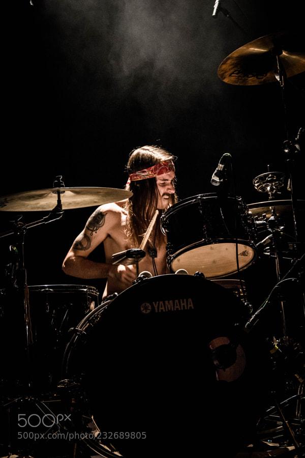Drummer of Libido Fuzz