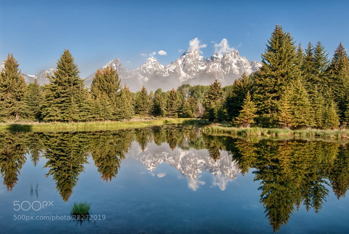 Photograph Grand Tetons by Rodney Lange on 500px