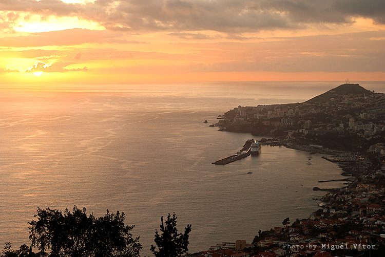 Photograph Funchal Bay by Miguel Vitor on 500px