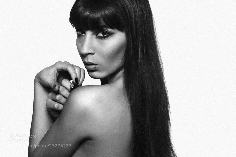 Photograph Portrait by Amandine TOURNIER on 500px
