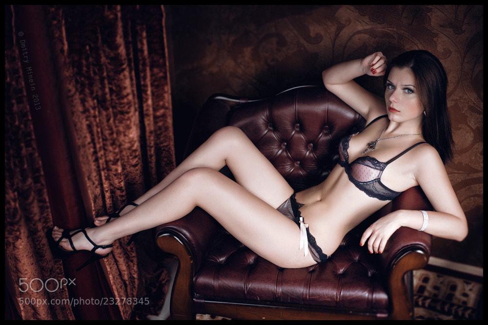 Photograph calm vampire by Dmitry Minein on 500px