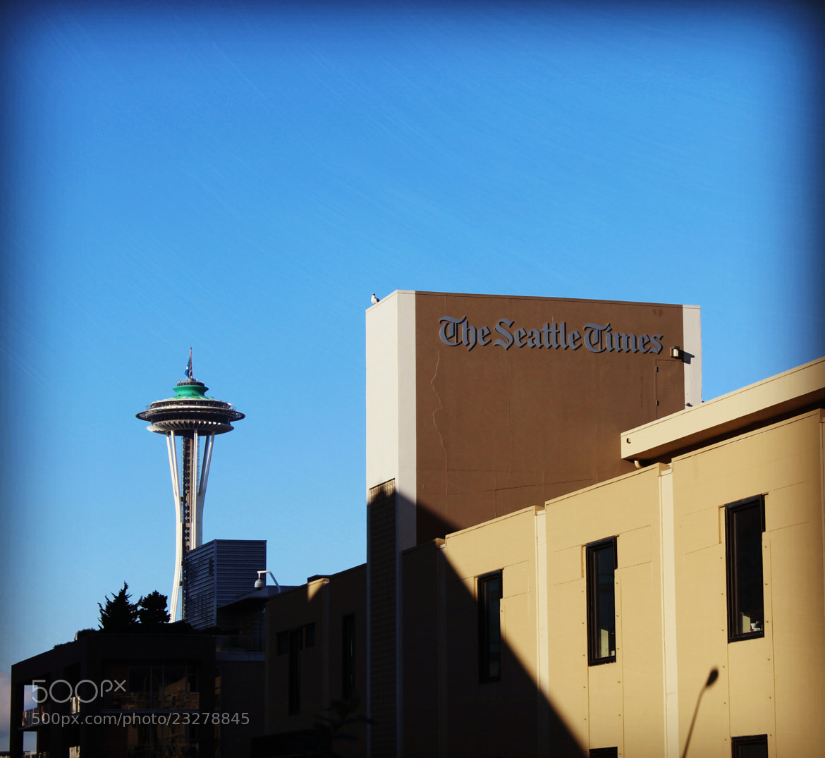 Photograph The Seattle Times by Cooler  Cot on 500px