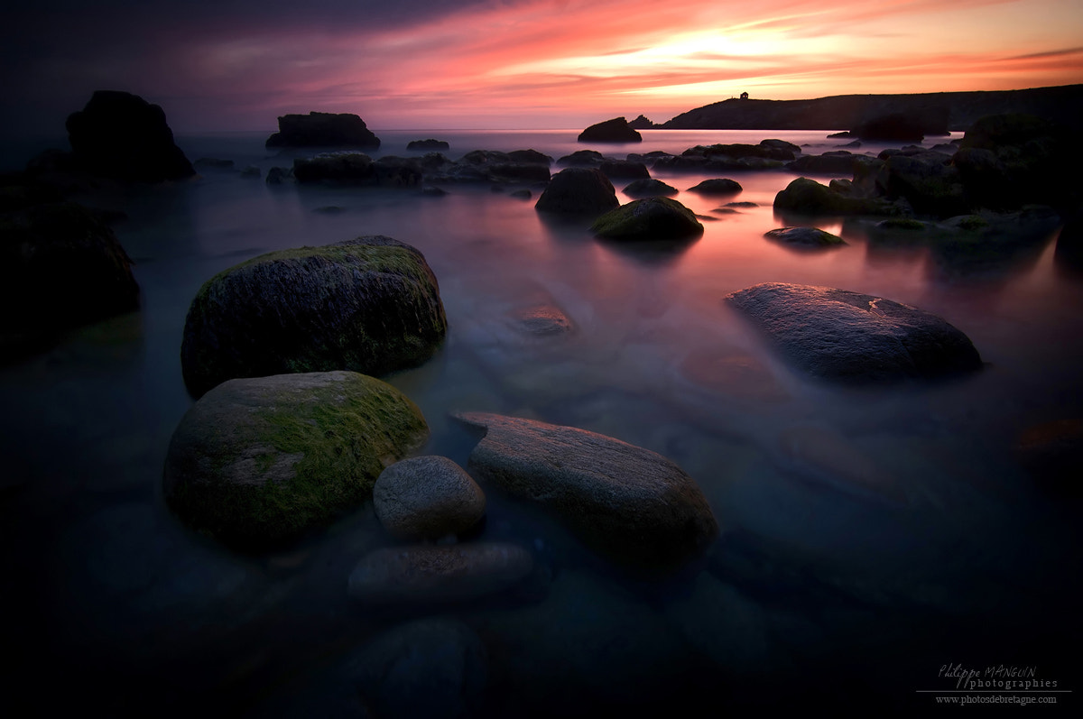 Photograph MAGIC SUNSET by Philippe MANGUIN on 500px