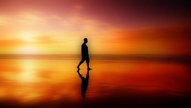 Photograph Sunset Hour Walk by Tomer Merav on 500px