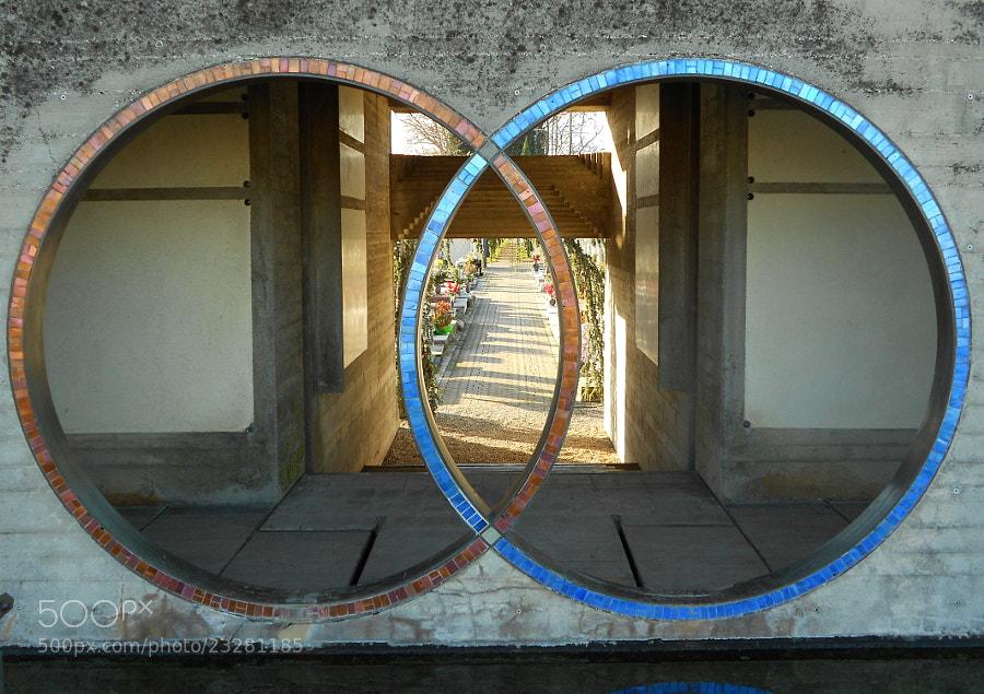 i due anelli intrecciati - tomba Brion - Carlo Scarpa by Fabrizio Pivari (pivari)) on 500px.com