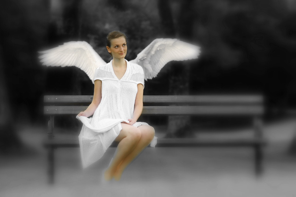 Photograph Angel-100 by Aleksander  on 500px