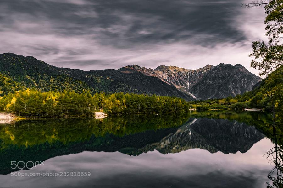 静寂湖  Slient lake