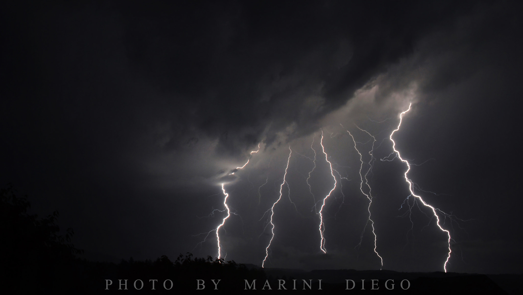 Photograph The perfect Storm by Diego Marini on 500px