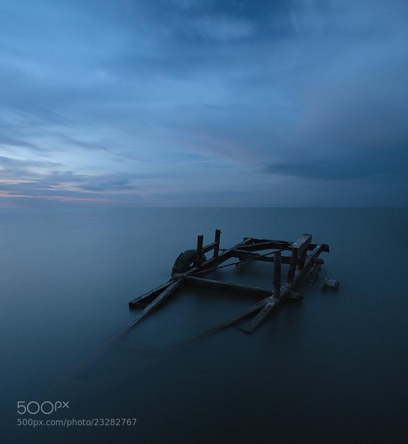 Photograph submersion by Marat Akhmetvaleev on 500px
