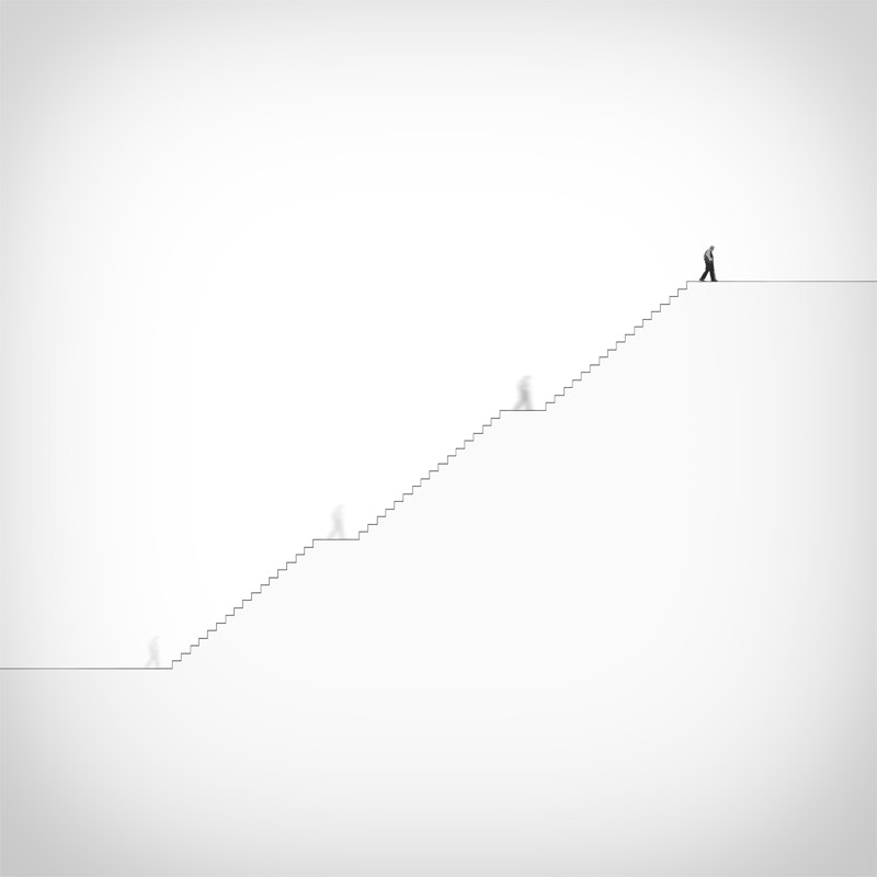 Photograph Steps by Hossein Zare on 500px