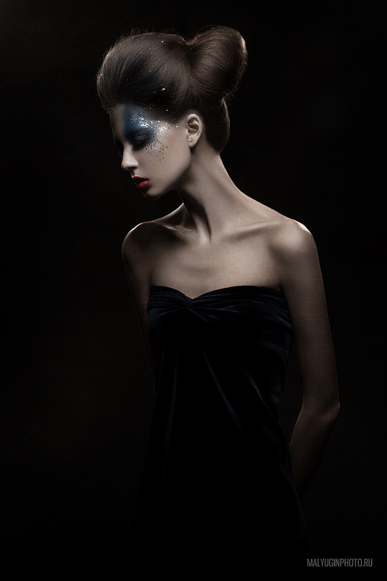 Photograph DARK BEAUTY MAGAZINE  by MIKHAIL MALYUGIN on 500px