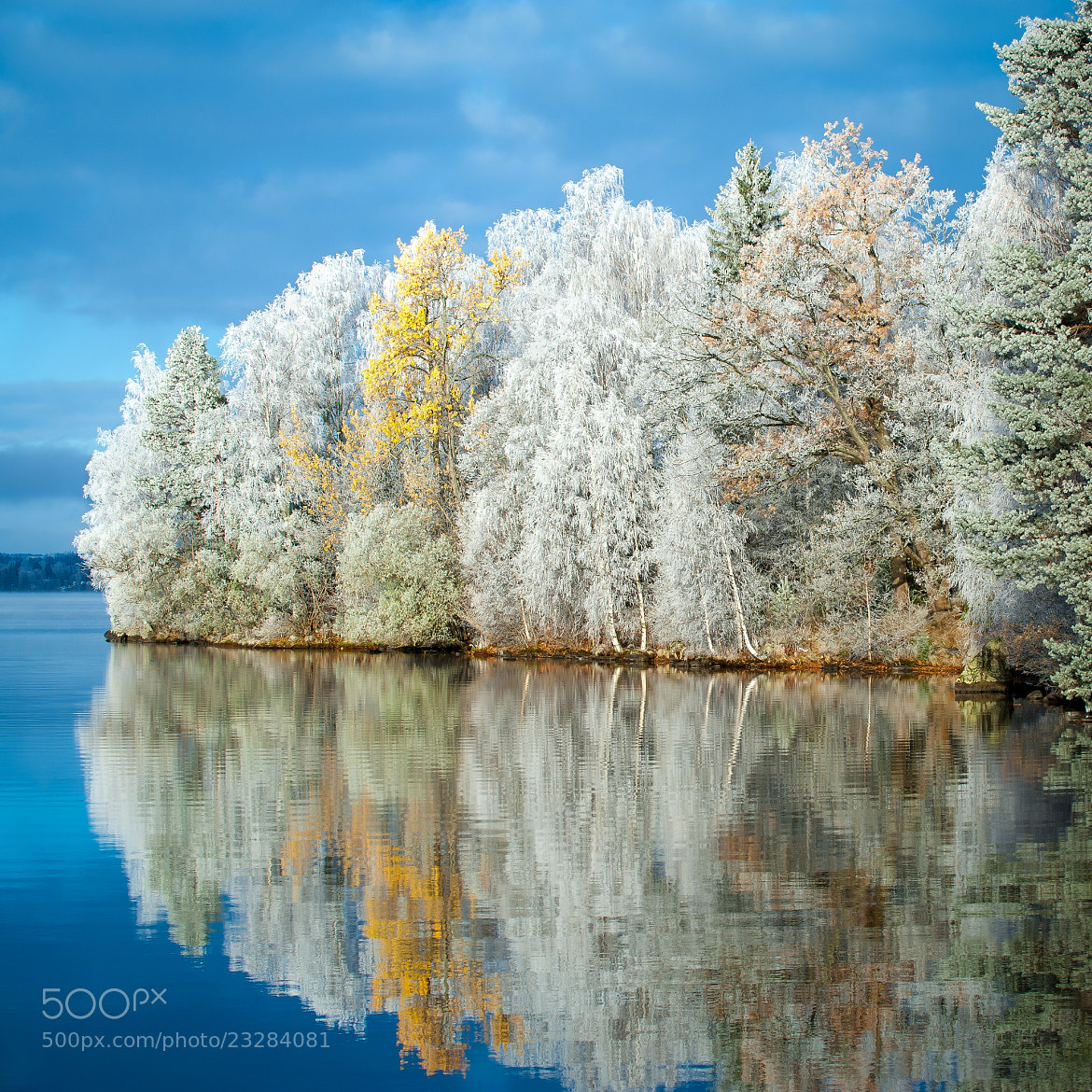 Photograph Frost and Reflections by Ari Salmela on 500px