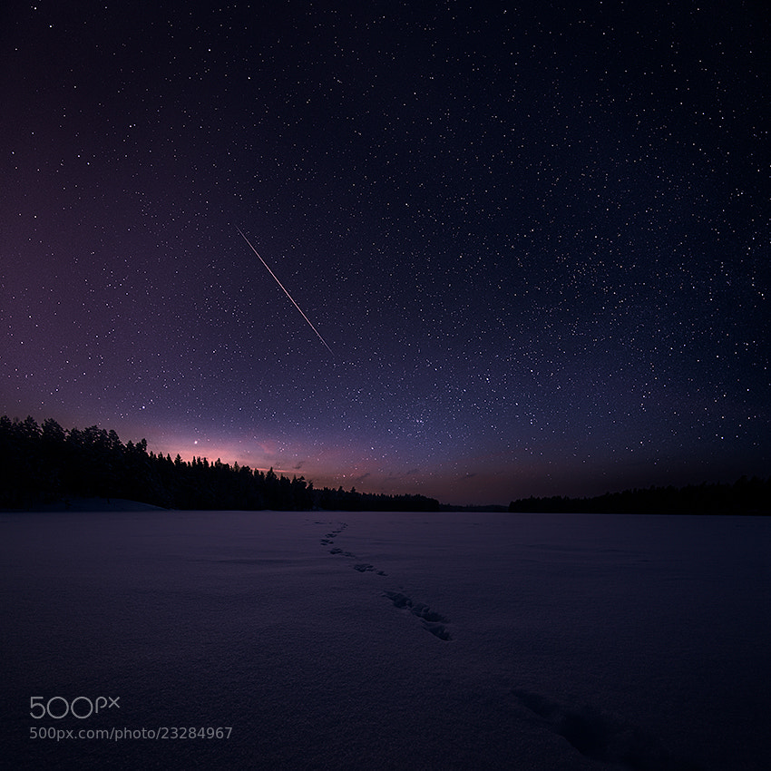 Photograph A day's end by Mikko Lagerstedt on 500px