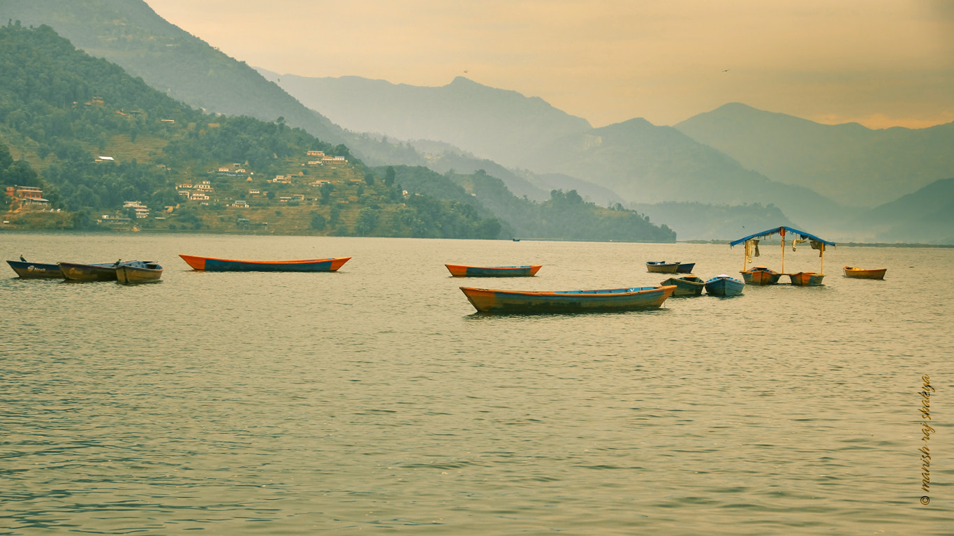 Photograph Pokhara by Manish Shakya on 500px