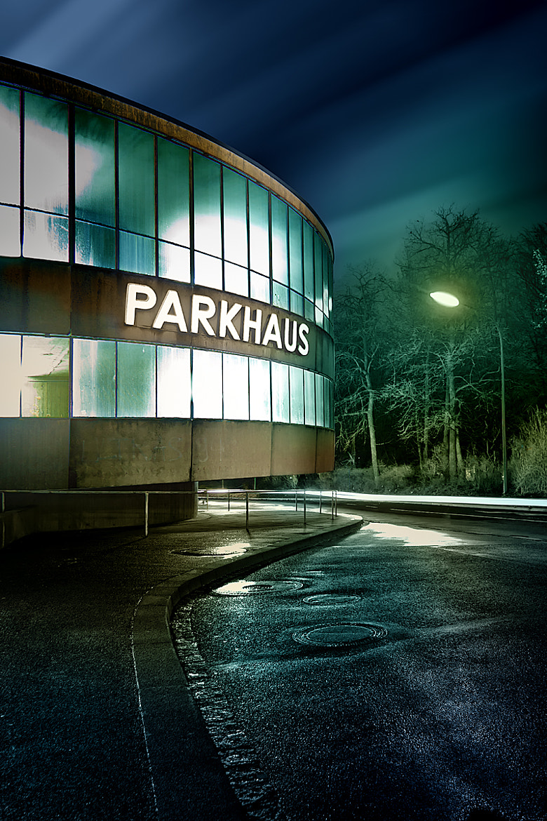 Photograph parkhaus by Max Ziegler on 500px