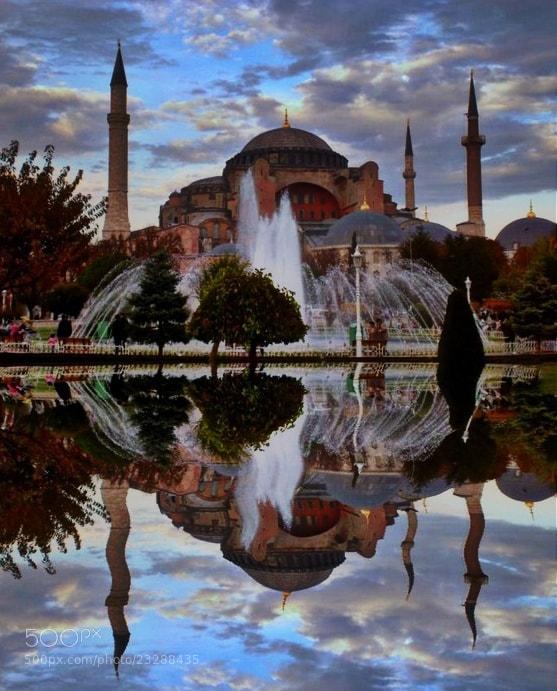 Photograph Ayasofya ve Hayal by Haydar AŞIGÜL on 500px