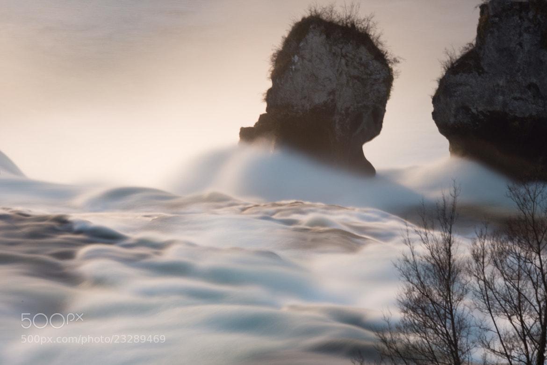 Photograph Rheinfall by Markus Raegi on 500px
