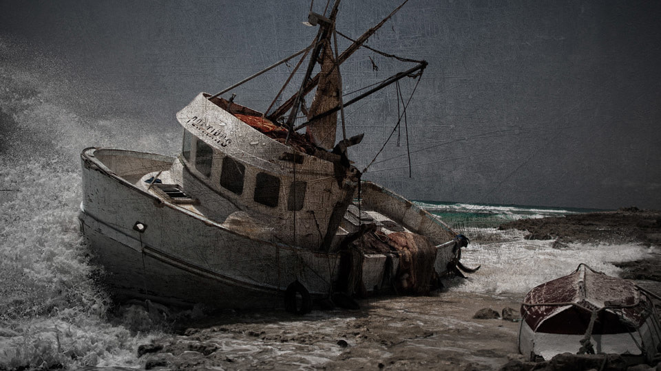 Photograph Wreck Age by Guillaume Wiener on 500px