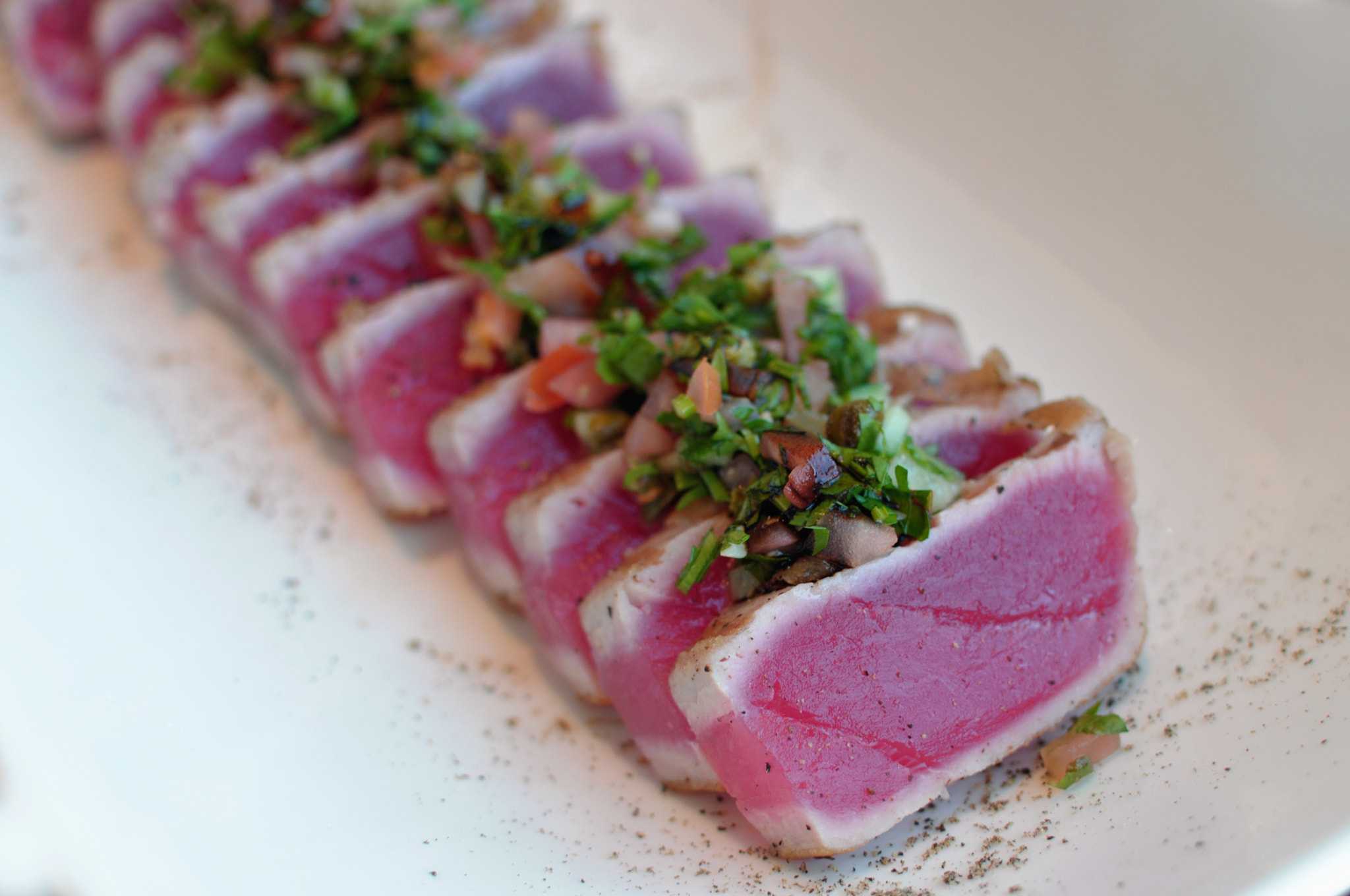 Photograph seared tuna by Simon Sperling on 500px