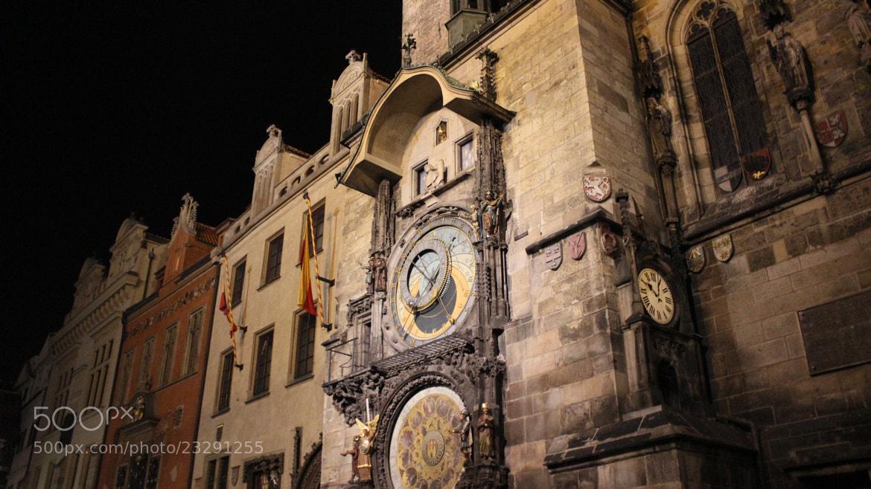 Photograph Prague Astronomical Clock  by Diana Harmanidi on 500px