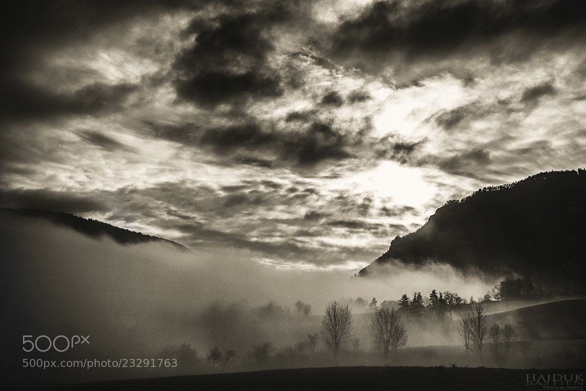Photograph Moody morning by Bastien HAJDUK on 500px