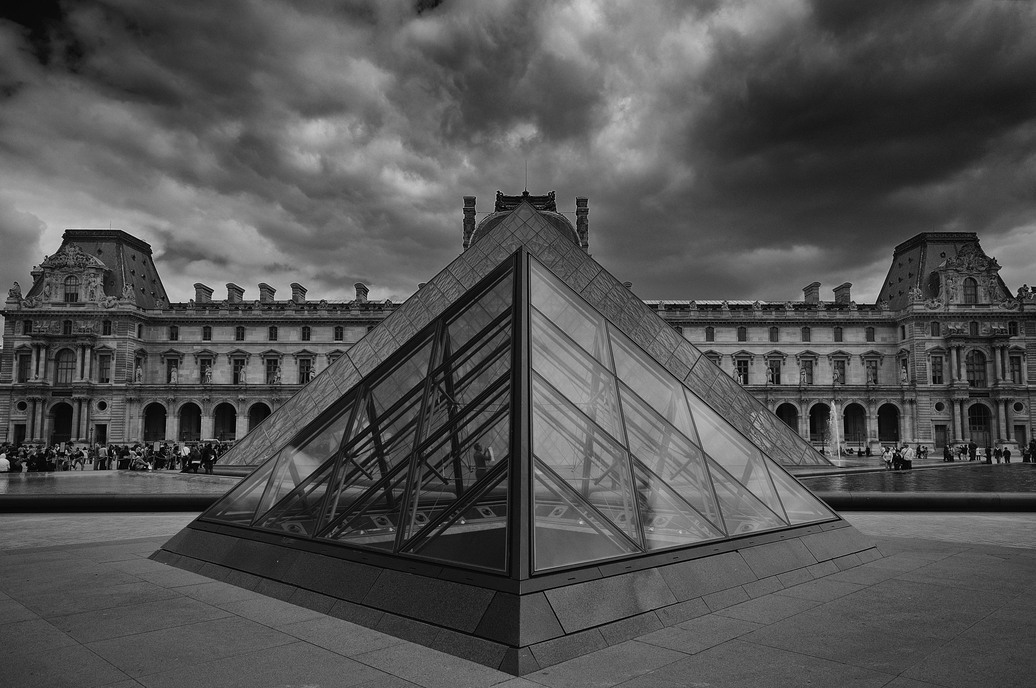 Photograph Louvre by Vetbonkie on 500px