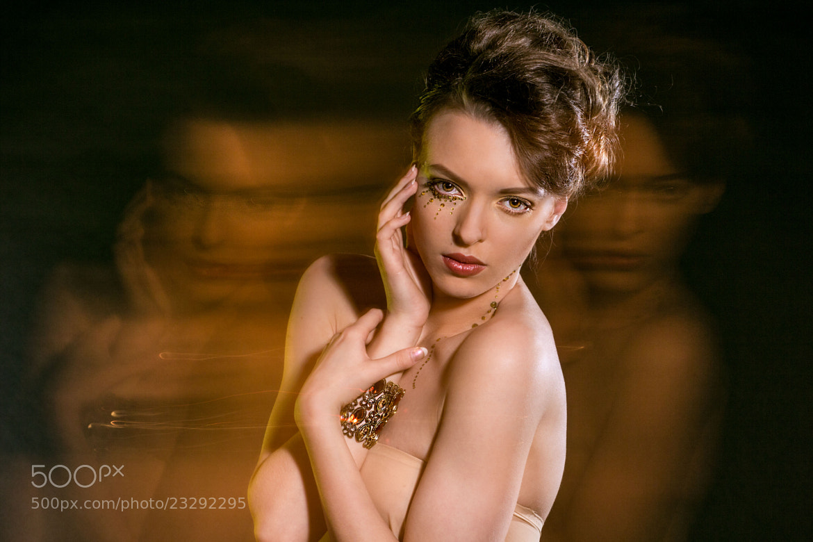 Photograph Nataly by Luiza Smirnova on 500px