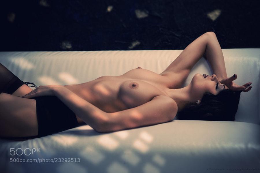 Photograph Yulia by Oxana Oleynichenko on 500px