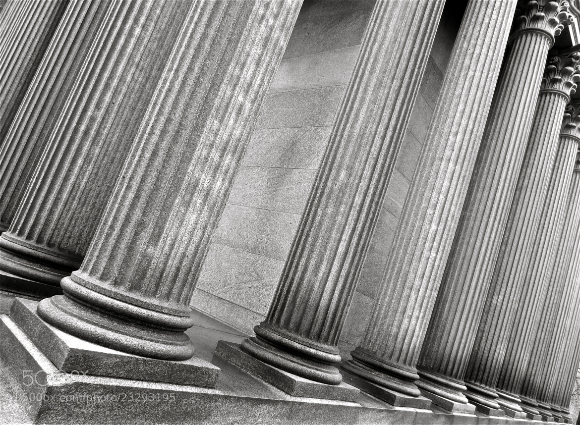 Photograph I 'Columns' Like I See Them  by Kevin Haggith on 500px