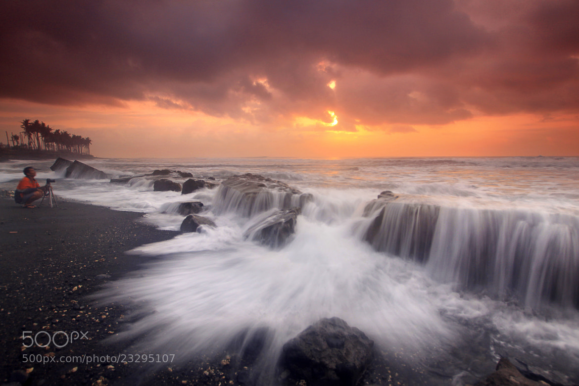 Photograph Orange Mood by Pandu Adnyana on 500px