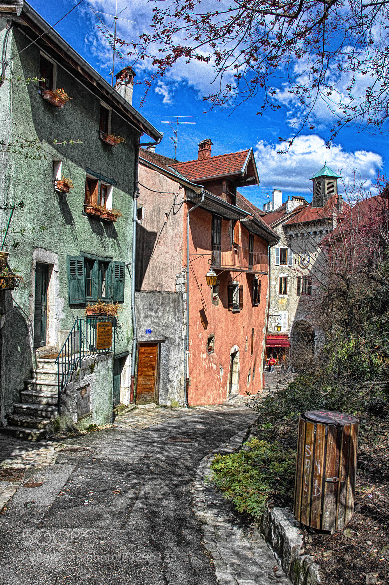 Photograph Annecy by Edmund Orzsik on 500px